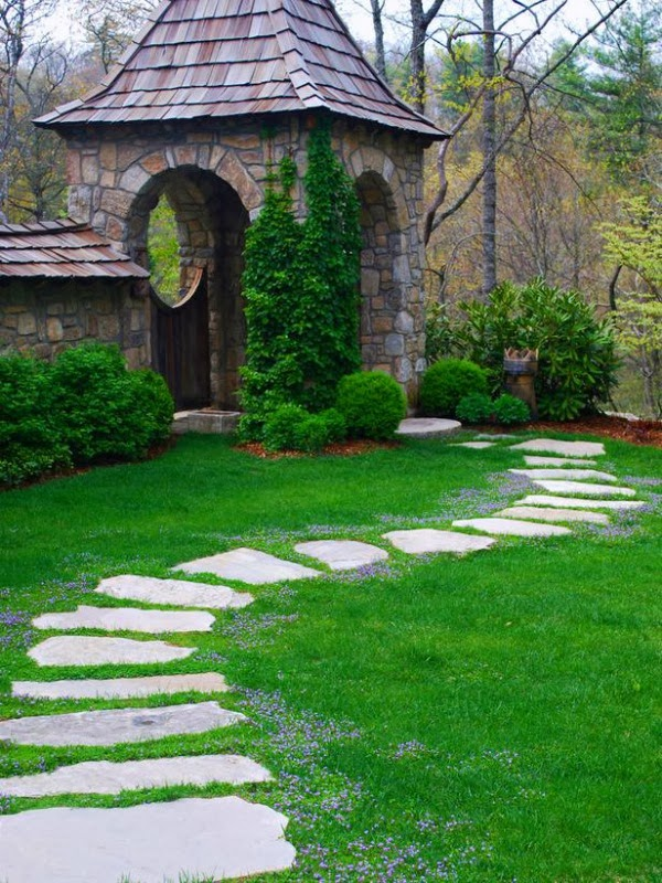 Natural grass for your outdoor