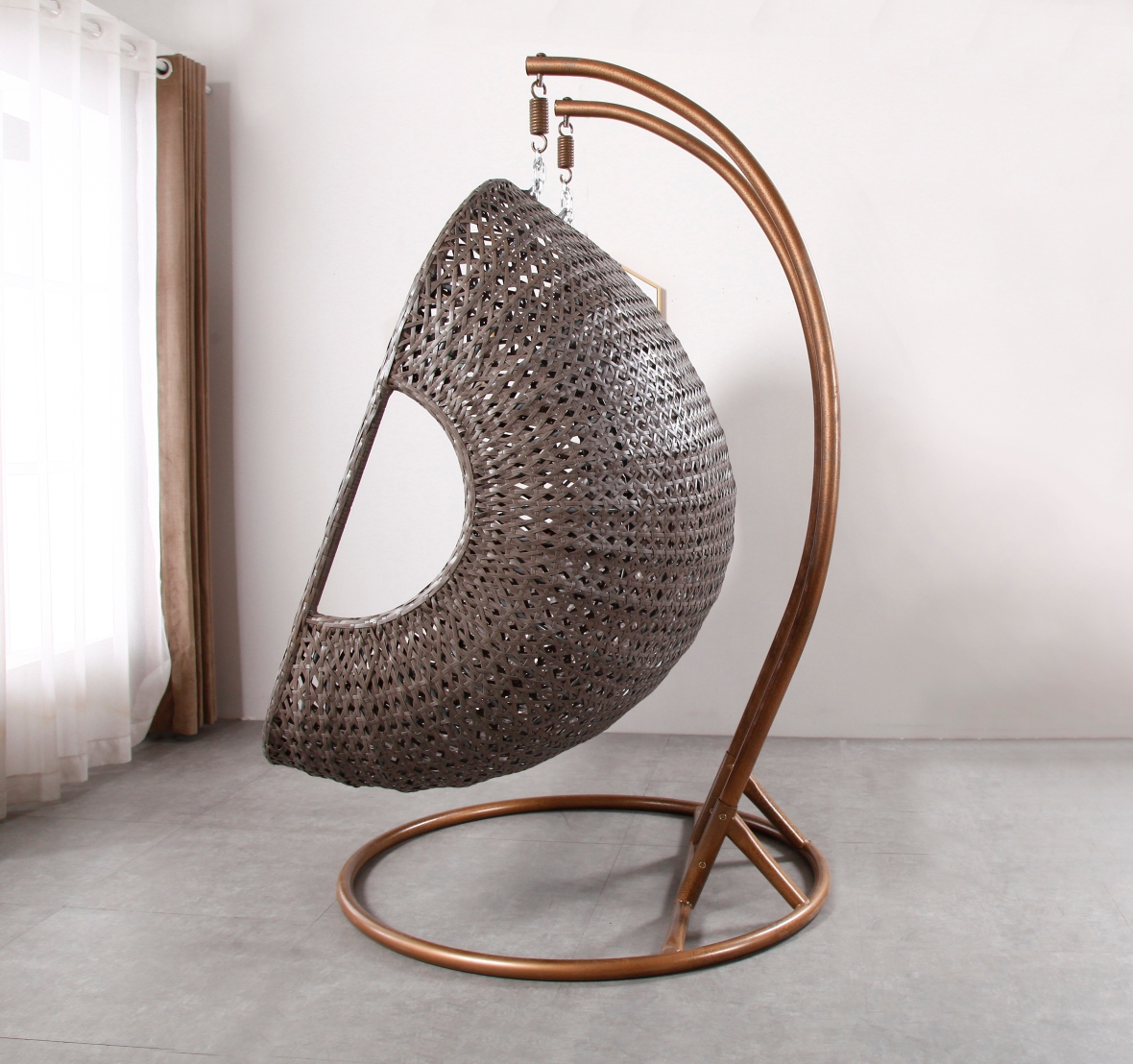 COCOON 2 SEAT DELUXE HANGING CHAIR