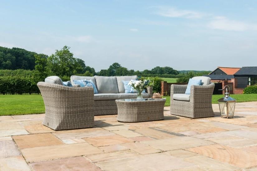 Maze Rattan Garden Sofa Sets